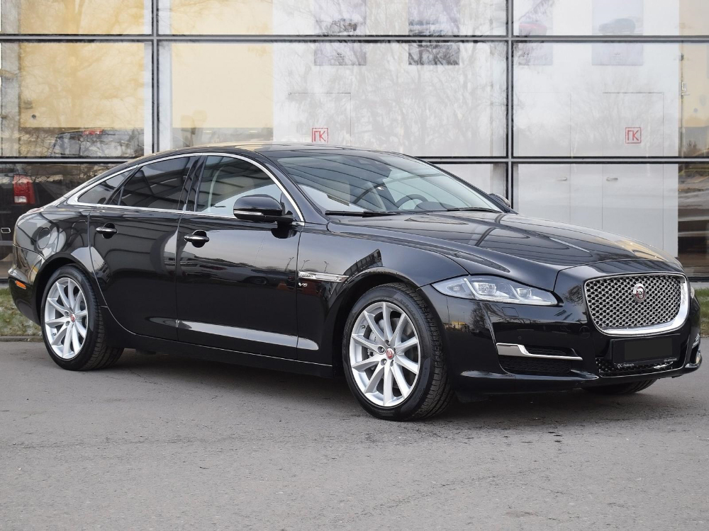 Jaguar XJ Long Premium Luxury